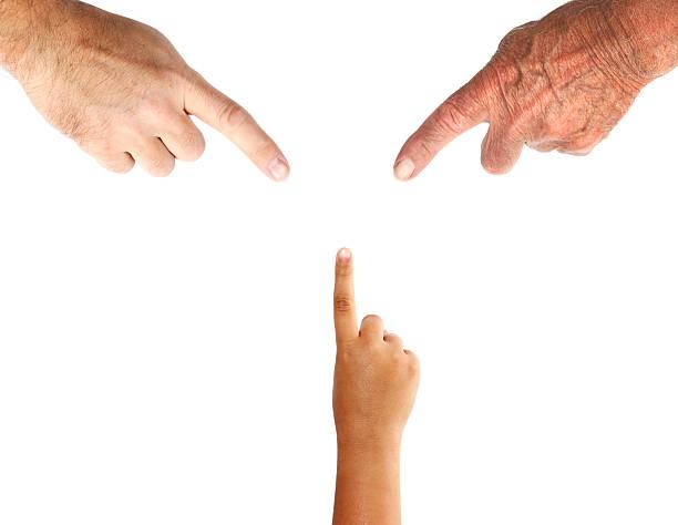 Three generations of hands with pointing finger picture id162235185?b=1&k=6&m=162235185&s=612x612&w=0&h=vribblvyjljcntr5ahfq9 u6hvijtcogqtq2bkwtftk=