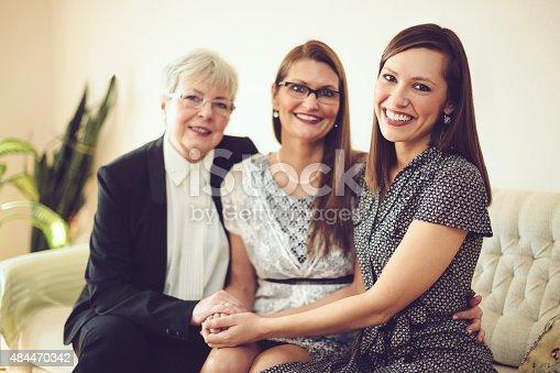 916556066 istock photo Three generations 484470342