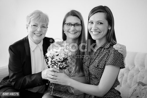 916556066 istock photo Three generations 538149275