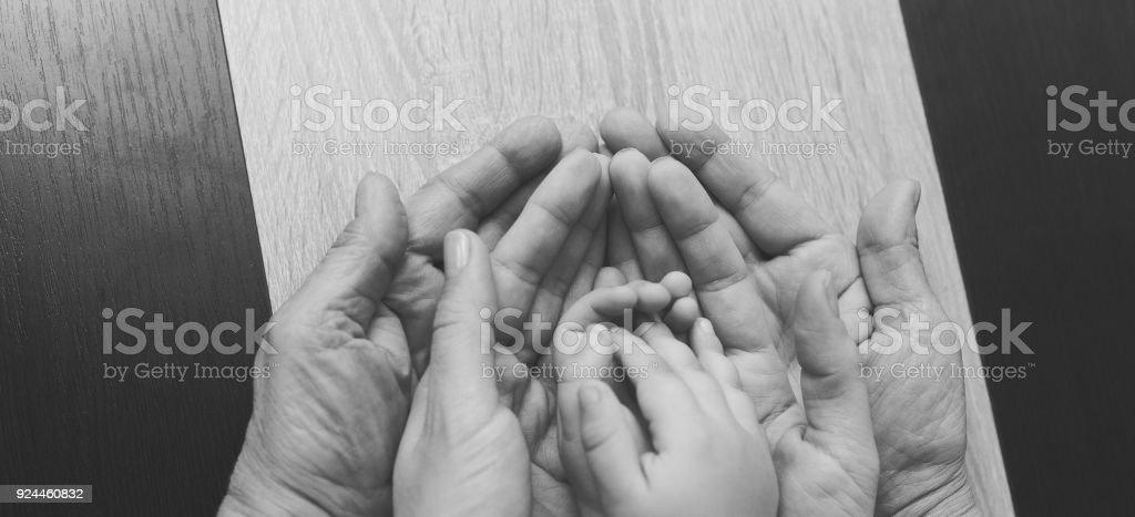 Drei Generationen  – Foto