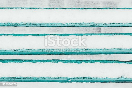 471504772 istock photo Three green wooden planks, boards from the bench as the background 928020278