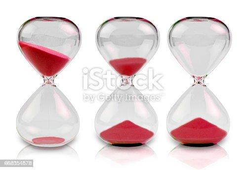 Three Hourglass