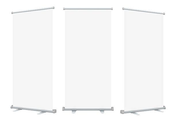 Three isolated blank roll up banner displays picture id171107514?b=1&k=6&m=171107514&s=612x612&w=0&h=lfcjyquij38w8k3 zky  bvrvzj4dt4xcs6jbseghw0=