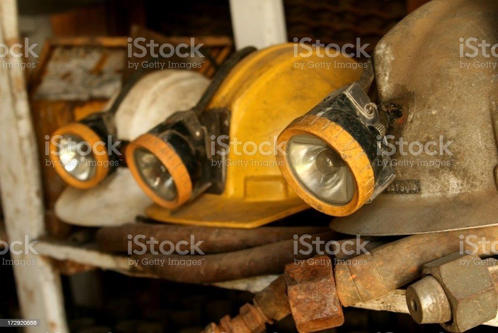 Drei Mine Helme – Foto