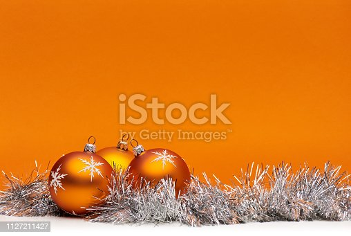 Christmas themed graphic resource image with plenty of space for custom text.