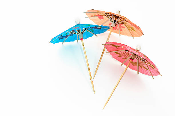 Three Party Umbrellas