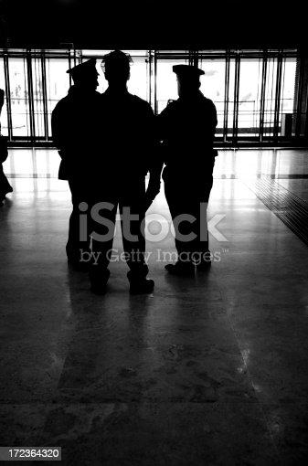 istock Three Policeman 172364320