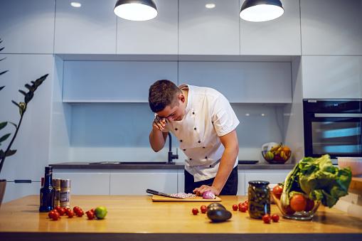 A chef
