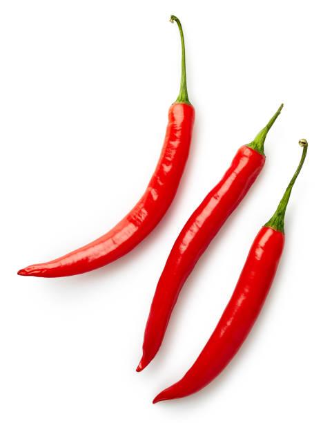 三紅熱辣椒 - 椒類 個照片及圖片檔