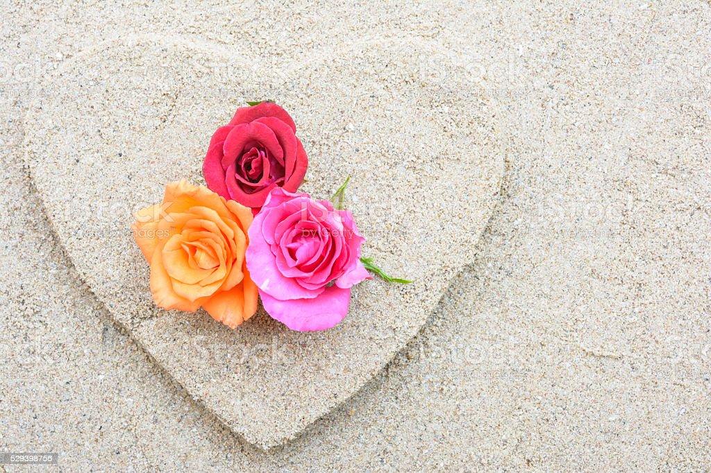 подойти картинка роза сердце и песок лениво задорный