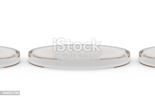 istock three round glass stand for products display 646662298
