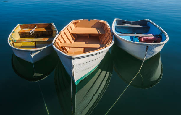 Best Rowboat Nautical Vessel Cape Cod No People Stock Photos