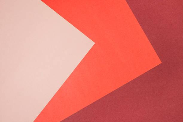 Three shades of pink stock photo