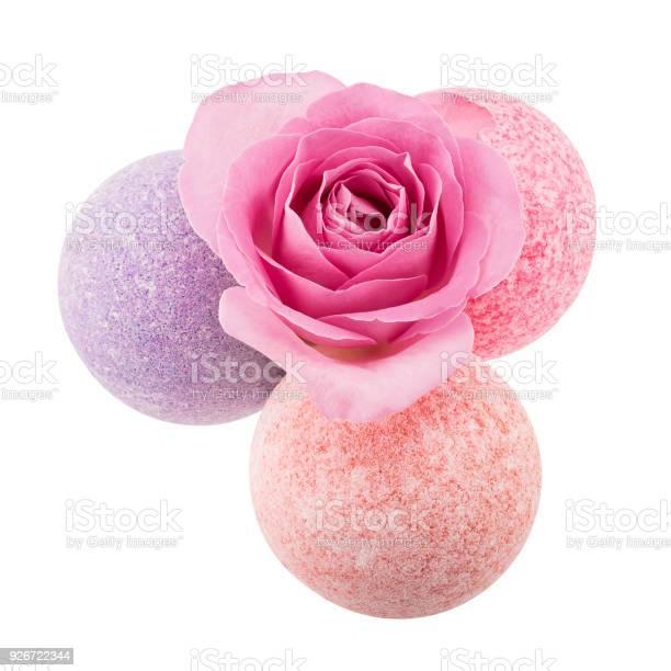 Three spotted bath bombs with pink rose picture id926722344?b=1&k=6&m=926722344&s=612x612&h=riohwscpthkwaqmkwl4kp4apwcri4xlmy2xifmyavyy=