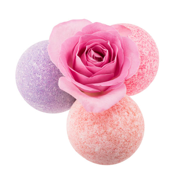 Three spotted bath bombs with pink rose picture id926722344?b=1&k=6&m=926722344&s=612x612&w=0&h=zstesjnr6 cwroqyubtkkohjcgo5qaj6djtvyfzrexi=