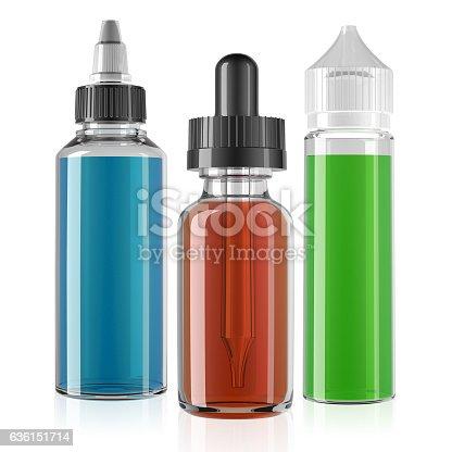 880947556 istock photo three vape bottle mockup 636151714