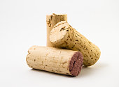 Natural wine corks.