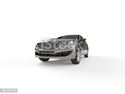 475358758 istock photo Three-dimensional modern car 857353752