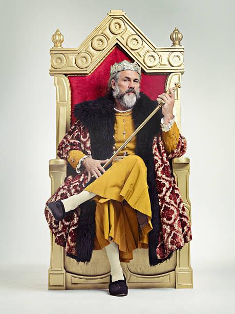 throne der könige - hochkönig stock-fotos und bilder