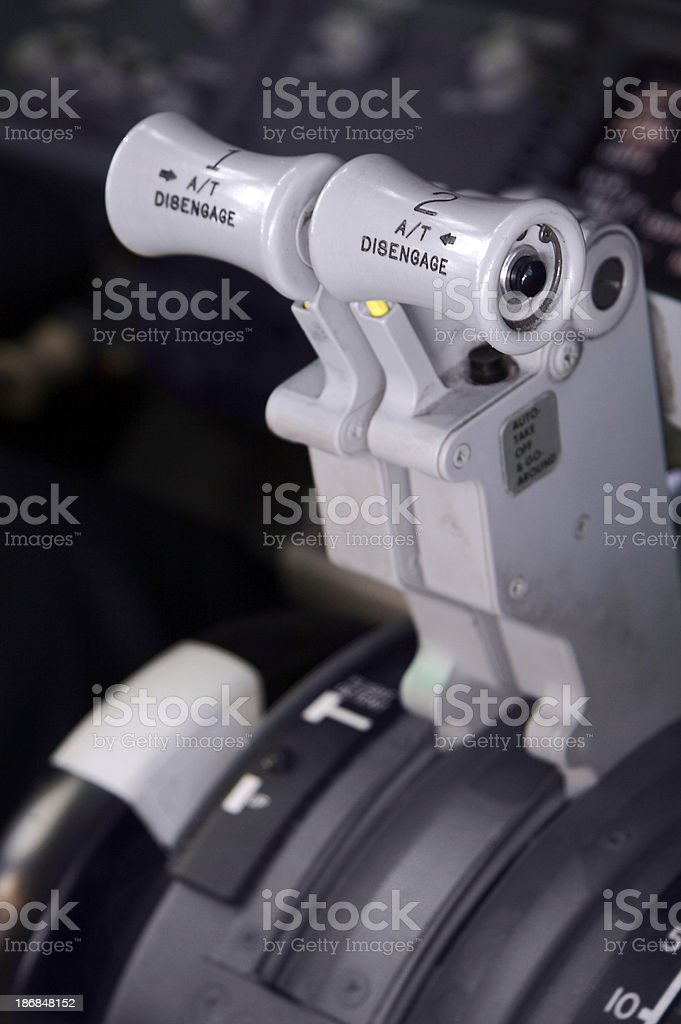 throttles royalty-free stock photo