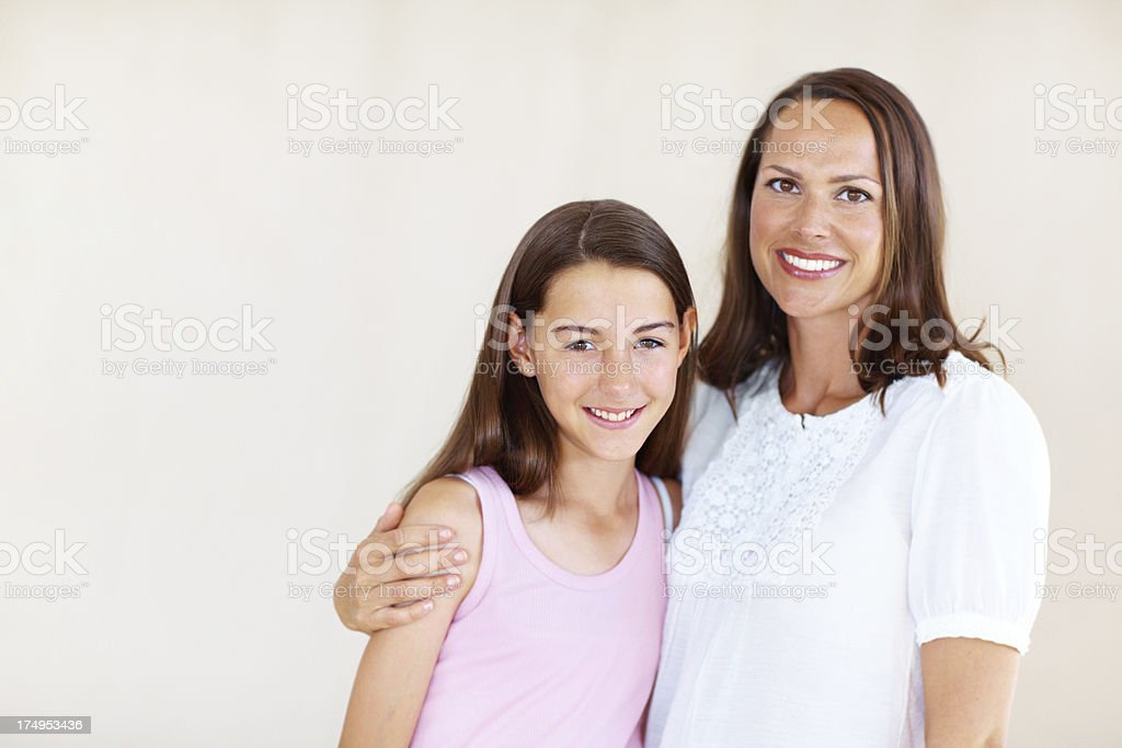Through thick and thin! royalty-free stock photo