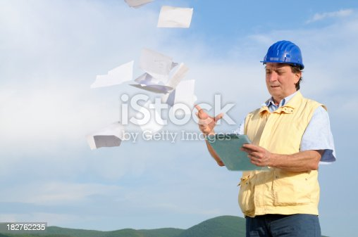 157312920 istock photo Throwing papers 182762235