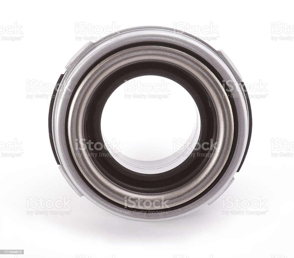 Thrust Bearing for Car Clutch royalty-free stock photo
