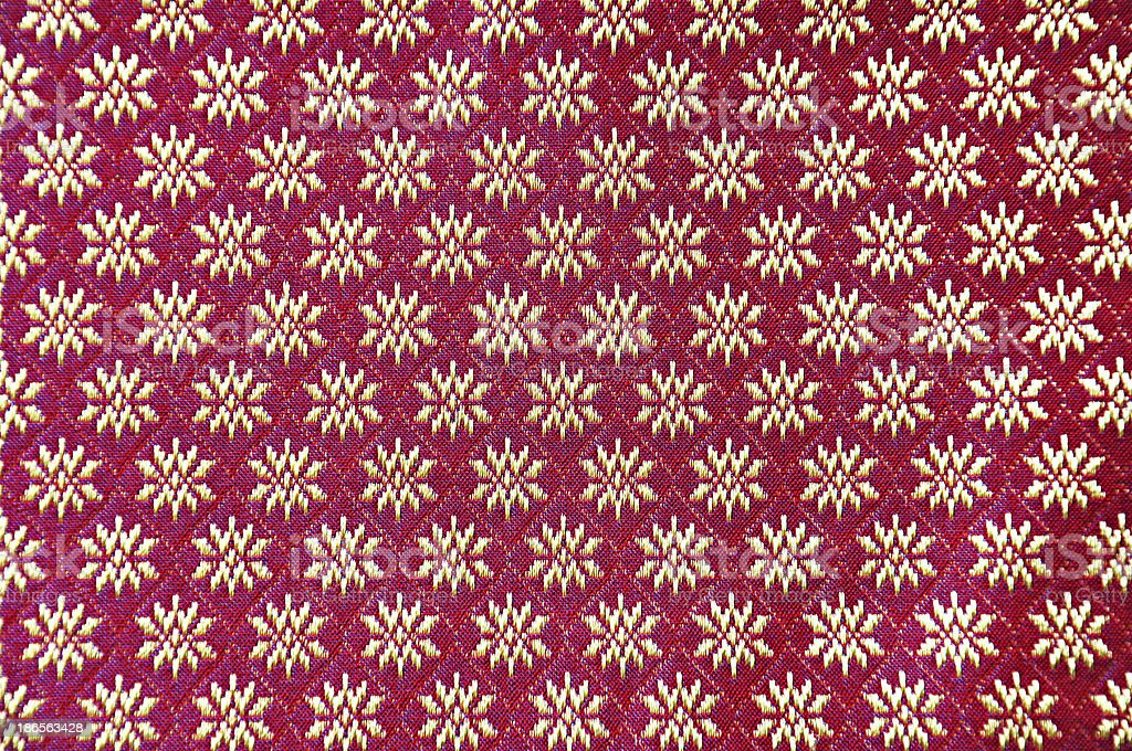Thsi silk fabric texture stock photo
