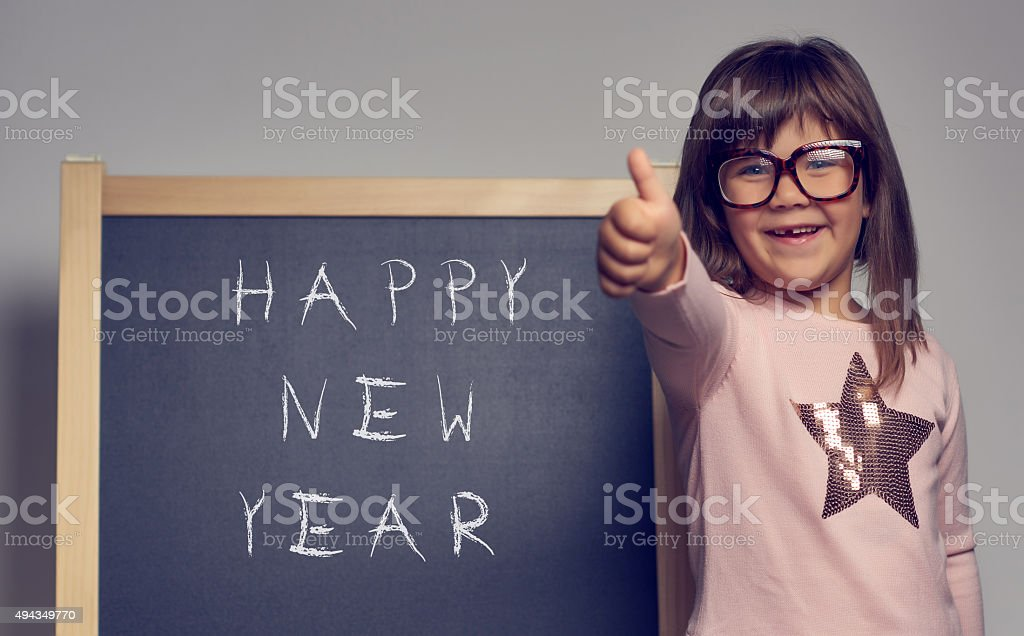 thumbs up for future stock photo