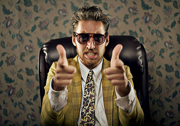 thumbs up guy  car salesperson stock pictures, royalty-free photos & images