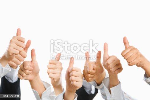 istock Thumbs up 134127925