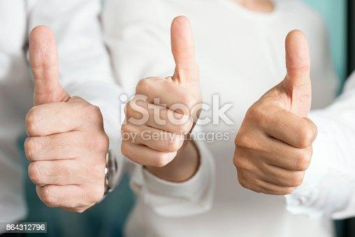 istock Thumbs Up 864312796