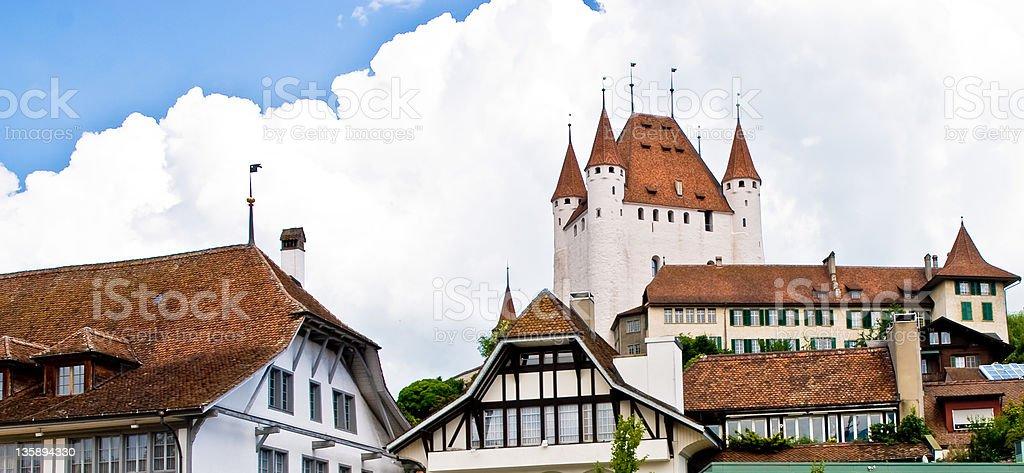 Thun Switzerland royalty-free stock photo