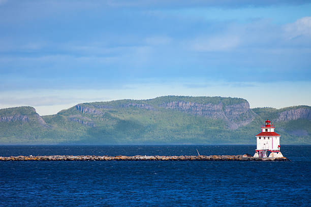 thunder bay, ontario, canada - provincial park stock photos and pictures