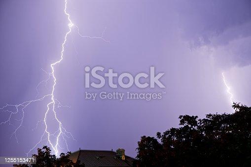 1147085827 istock photo Thunder Sky 1255153471