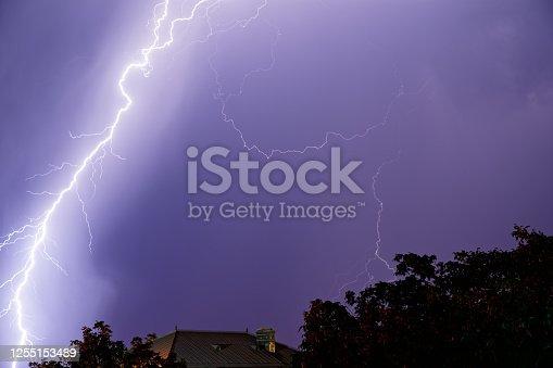 1147085827 istock photo Thunder Sky 1255153489