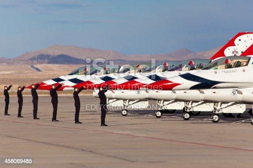 istock USAF Thunderbirds 458069485