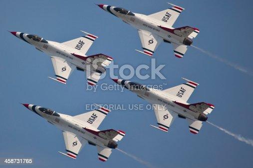 istock USAF Thunderbirds 458731765