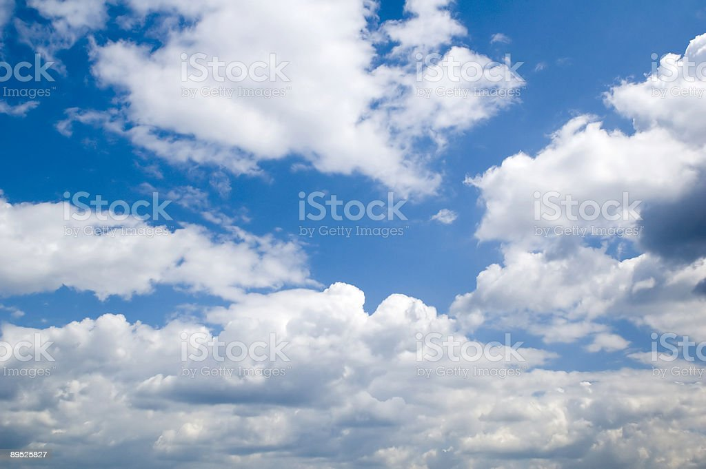 thunderstorm cloud royalty-free stock photo