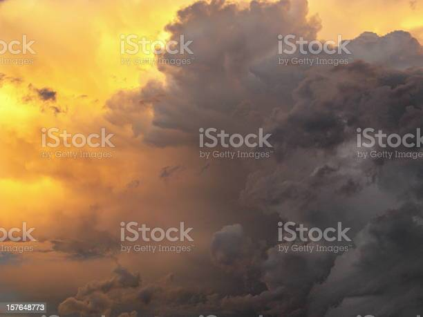 Photo of Thunderstorm Clouds Monsoon Dramatic Sky