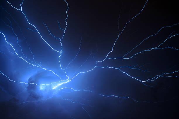 гроза - lightning стоковые фото и изображения