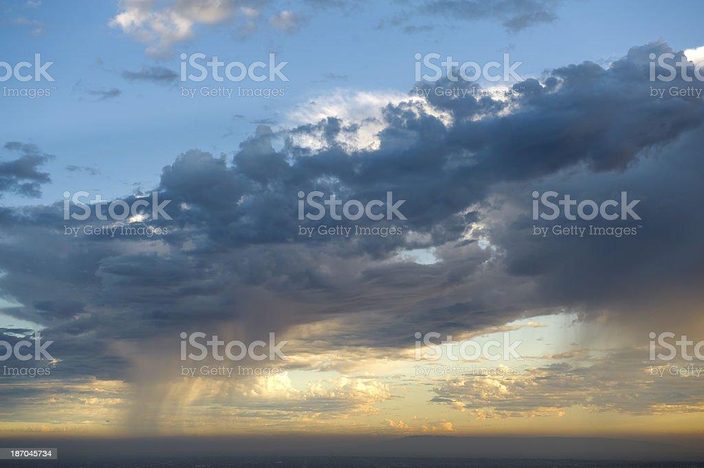 Thunderstorm Rain Weather Landscape