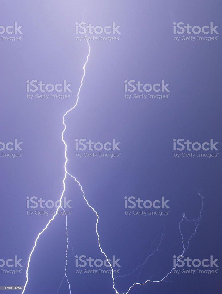 Thunderstorm_2 royalty-free stock photo