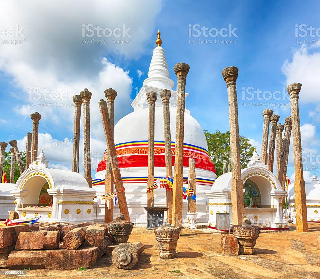 Thuparamaya-dagoba. – Foto