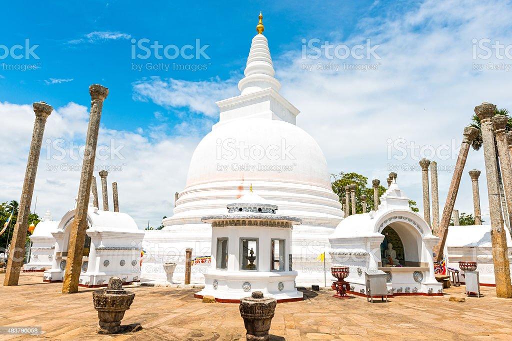 Thuparamaya dagoba, Sri Lanka - Photo