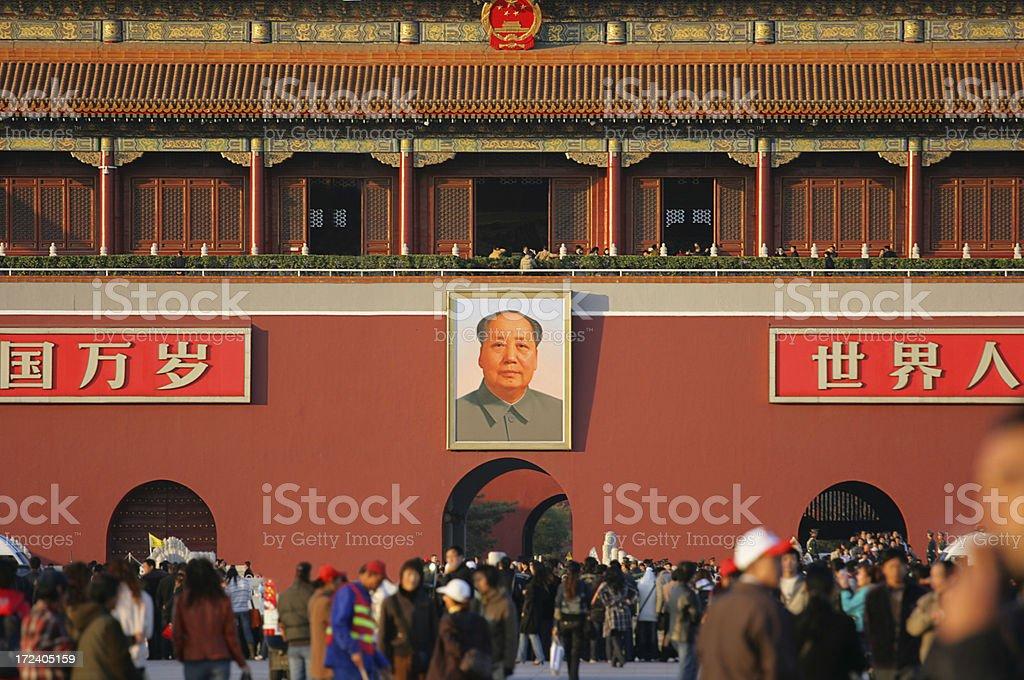 Tiananmen Gate - Royalty-free Ancient Stock Photo