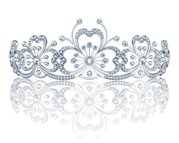 tiara - diadem stock pictures, royalty-free photos & images