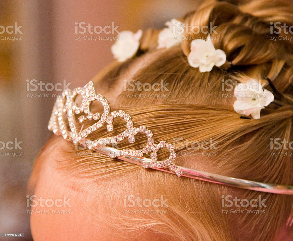 Tiara royalty-free stock photo