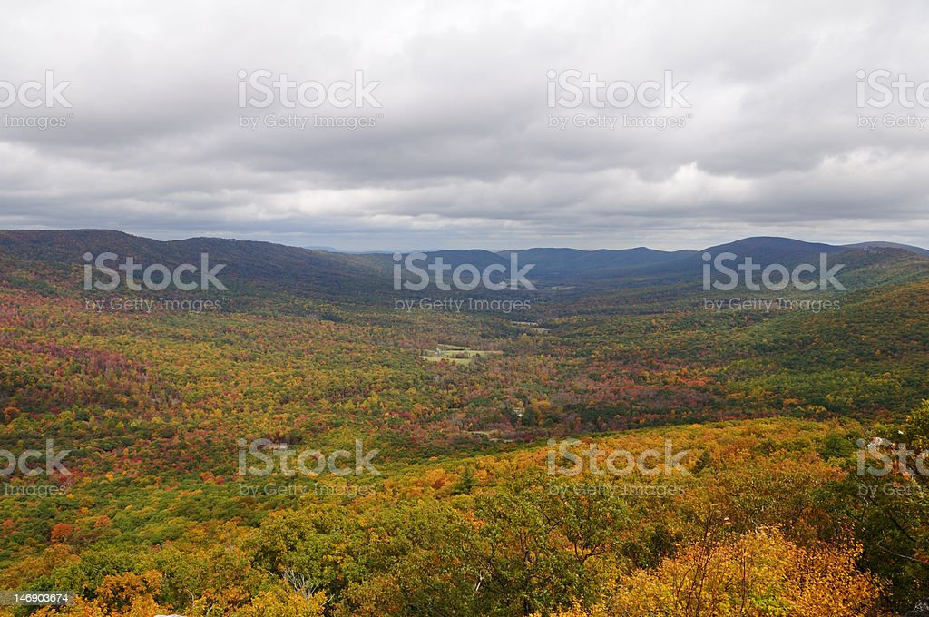 Tibbet Knob stock photo