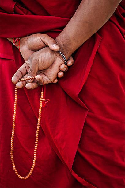 Budismo tibetano - foto de stock